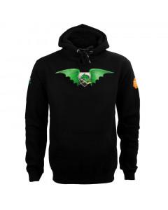 HK SŽ Olimpija pulover sa kapuljačom Wings