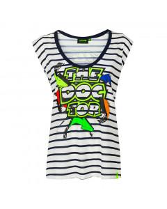 Valentino Rossi VR46 Street Art ženska majica