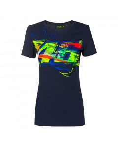 Valentino Rossi VR46 Winter Test ženska majica