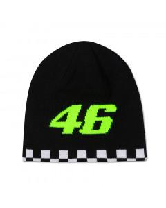 Valentino Rossi VR46 Race obojestranska otroška zimska kapa