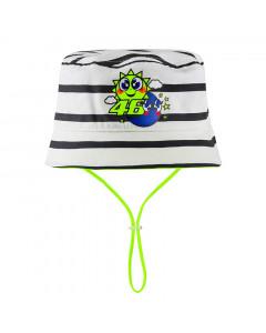 Valentino Rossi VR46 Sun and Moon otroški klobuk