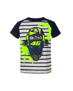 Valentino Rossi VR46 Motina Kinder T-Shirt