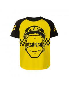 Valentino Rossi VR46 Dottorone Kinder T-Shirt