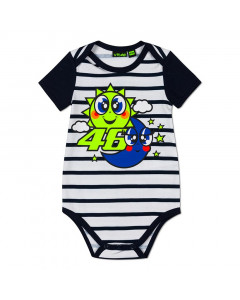 Valentino Rossi VR46 Sun and Moon Baby Body