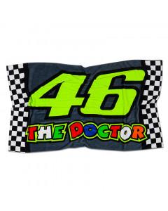 Valentino Rossi VR46 Race brisača 100x170 cm