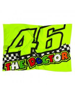 Valentino Rossi VR46 Race zastava 140x90