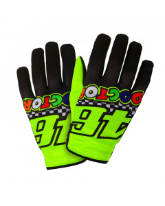 Valentino Rossi VR46 Race Handschuhe