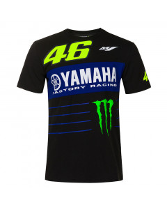 Valentino Rossi VR46 Yamaha Monster Power Line majica