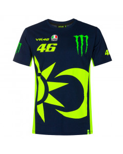 Valentino Rossi VR46 Monster Replica T-Shirt