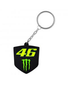 Valentino Rossi VR46 Monster Dual Schlüsselanhänger