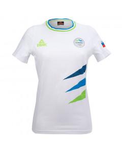 Slovenija OKS Peak ženska sportska majica