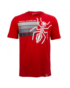 Marc Marquez MM93 Ant Stripes T-Shirt