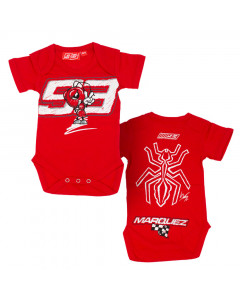 Marc Marquez MM93 Mascotte Ant Baby Body