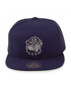 Georgetown Hoyas Mitchell & Ness Core Wool Solid Mütze