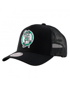 Boston Celtics Mitchell & Ness Trucker Team Logo Classic kapa