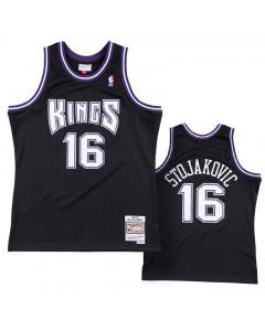 Predrag Peja Stojaković 16 Sacramento Kings 2001-02 Mitchell & Ness Swingman dres