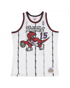 Vince Carter 15 Toronto Raptors 1998-99 Mitchell & Ness Home Swingman dres