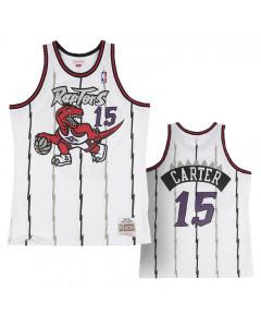 Vince Carter 15 Toronto Raptors 1998-99 Mitchell & Ness Home Swingman dres