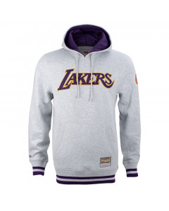 Los Angeles Lakers Mitchell & Ness CNY pulover sa kapuljačom