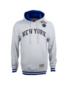 New York Knicks Mitchell & Ness CNY pulover sa kapuljačom