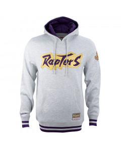 Toronto Raptors Mitchell & Ness CNY pulover s kapuco