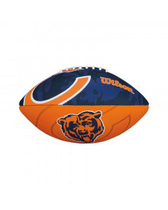 Chicago Bears Wilson Team Logo Junior lopta za američki fudbal