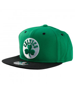 Boston Celtics 2-Tone Flat Visor Youth kapa