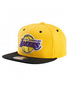 Los Angeles Lakers 2-Tone Flat Visor Youth kapa