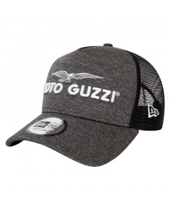 Moto Guzzi New Era Trucker A-Frame Mütze