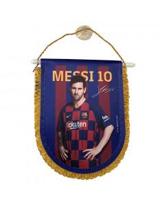 FC Barcelona Messi kleine Fahne N°7
