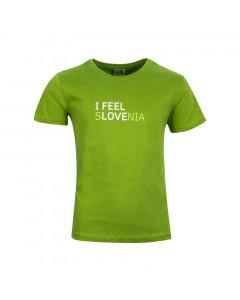 IFS Kinder T-Shirt grün