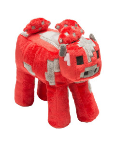 "Minecraft Jinx Mooshroom mekana igračka 9"" (22,86 cm)"