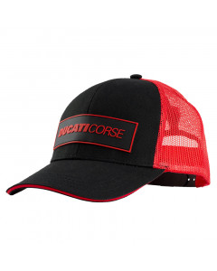 Ducati Corse Trucker Mütze