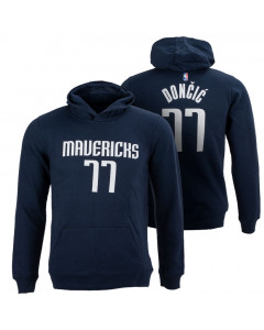 Luka Dončić Dallas Mavericks otroški pulover s kapuco