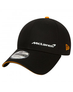 McLaren New Era 9FORTY Essential Black Mütze