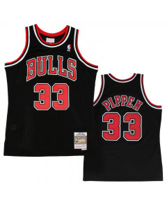 Scottie Pippen 33 Chicago Bulls 1997-98 Mitchell & Ness Alternate Swingman Trikot