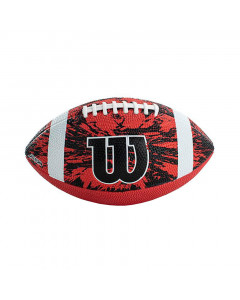 Wilson Threat Red FB Junior lopta za američki fudbal
