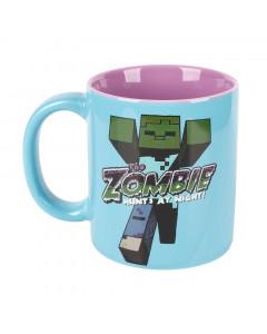 Minecraft Jinx Zombi Tasse
