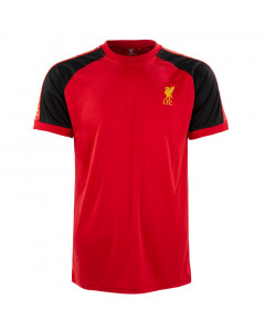 Liverpool Panel Detail Poly Training T-Shirt