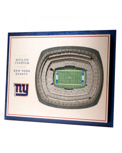 New York Giants 3D Stadium View Bild