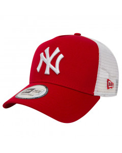 New York Yankees New Era Clean Trucker Mütze