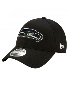 Seattle Seahawks New Era 9FORTY Draft Official Stretch Snap kapa