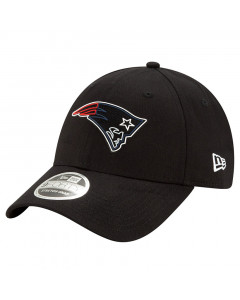 New England Patriots New Era 9FORTY Draft Official Stretch Snap Mütze