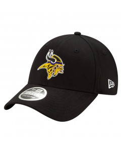 Minnesota Vikings New Era 9FORTY Draft Official Stretch Snap Mütze