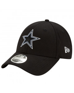 Dallas Cowboys New Era 9FORTY Draft Official Stretch Snap kapa
