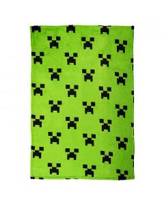 Minecraf Emerald Decke 100x150