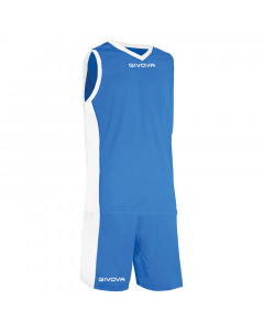Givova KITB05-0203 Kit Power Basketball Komplet Trikot
