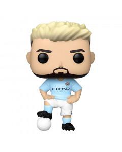 Sergio Agüero 10 Manchester City Home Funko POP! Figura
