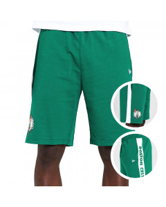 Boston Celtics New Era Contrast kurze Hose