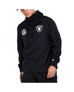 Las Vegas Raiders New Era Quarter Zip Windjacke